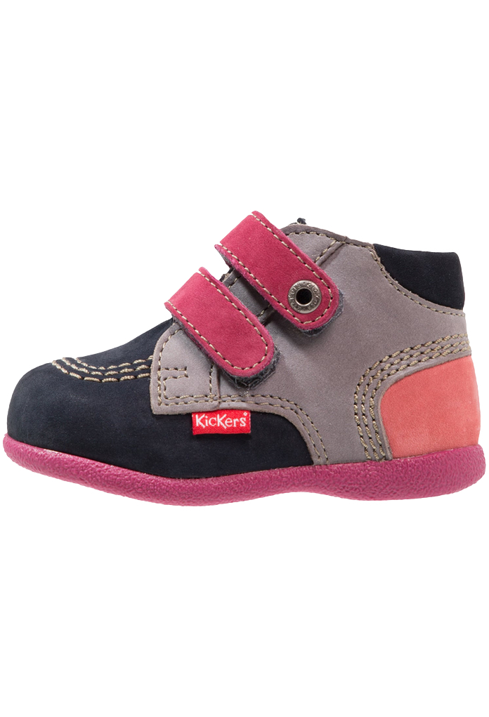 Babyscratch Kickers noir/rose