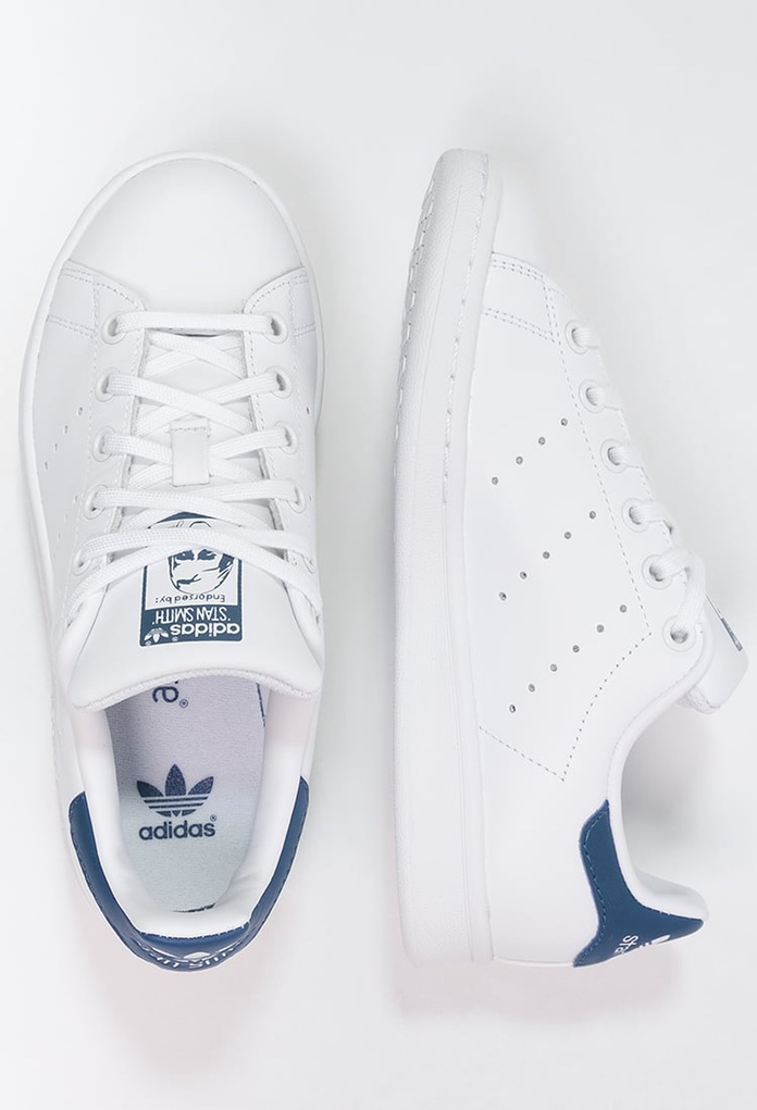 adidas stan smith bleu
