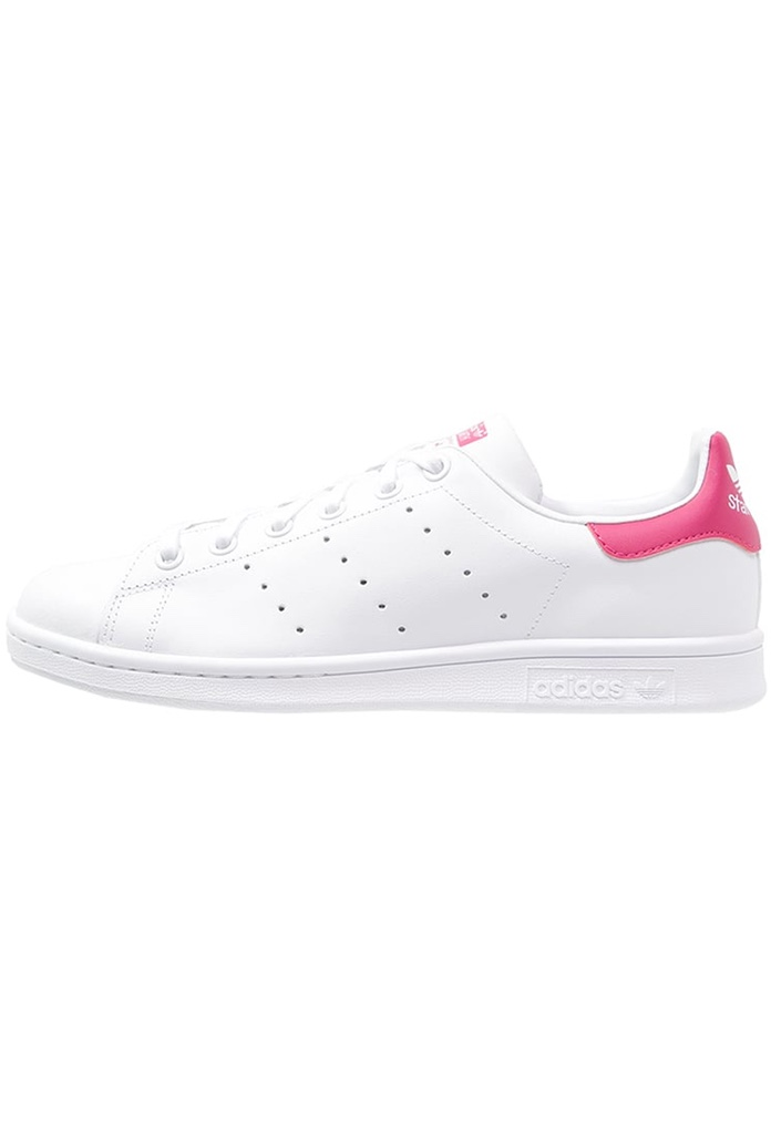 Baskets Adidas Stan Smith roses