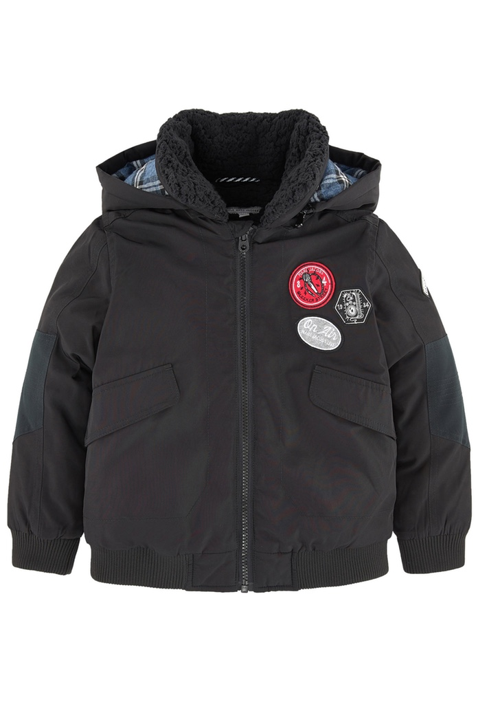 Blouson Aviateur Little Marc Jacobs