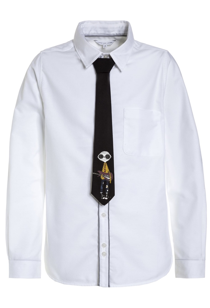 Chemise blanche Zombie