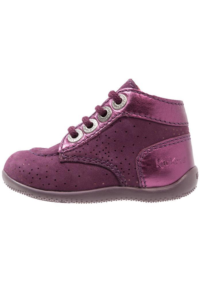 Kickers Premier Pas Bonbon violet