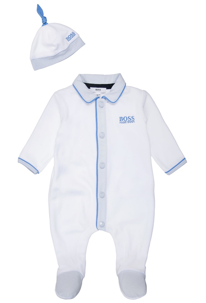 pyjama bebe hugo boss. Black Bedroom Furniture Sets. Home Design Ideas