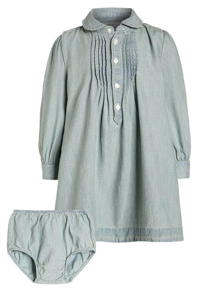 Robe d'été Jeans Indigo
