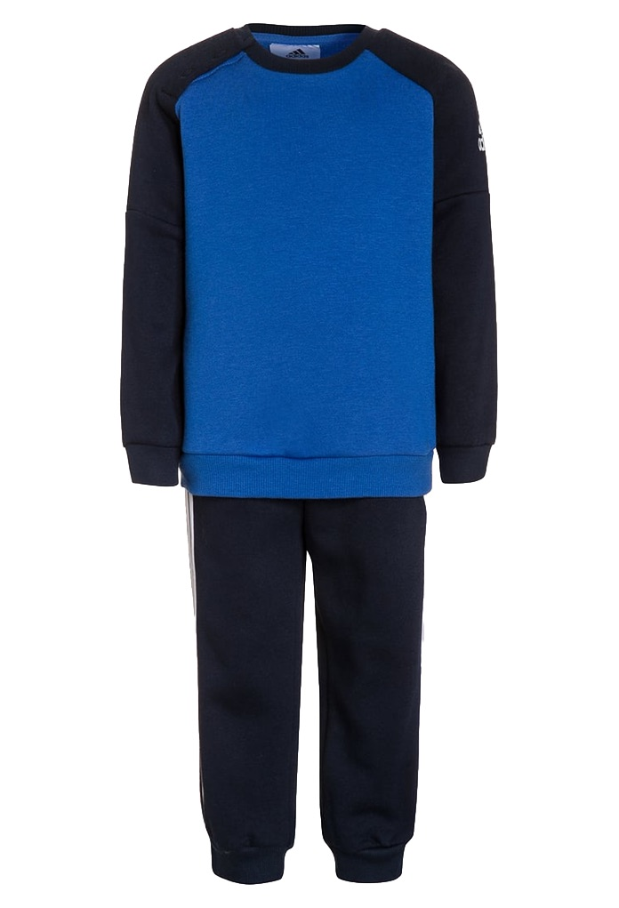 Survêtement Noir et bleu Adidas