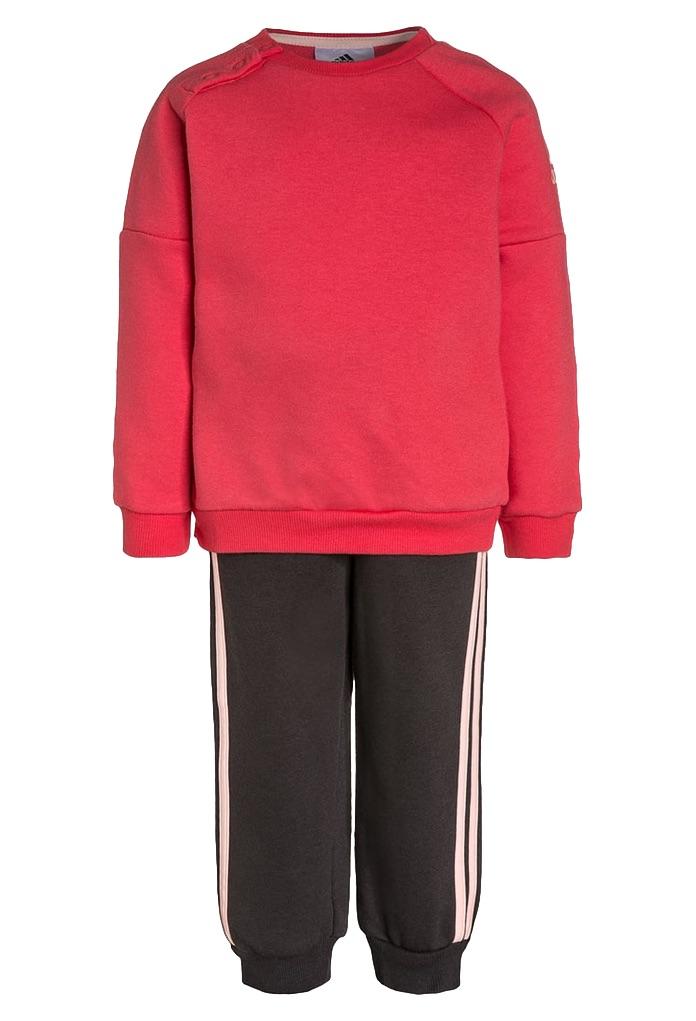 Survêtement Rose et noir Adidas