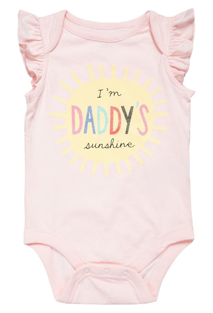 Body Daddy's sunshine rose Gap