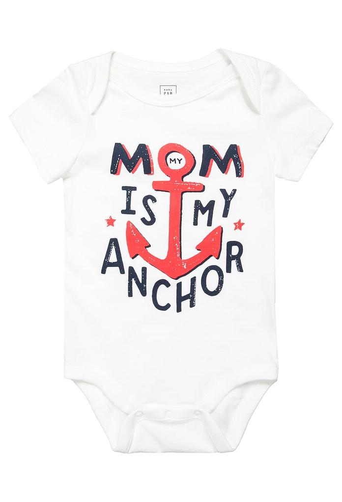 Body My mom is my anchor Gap