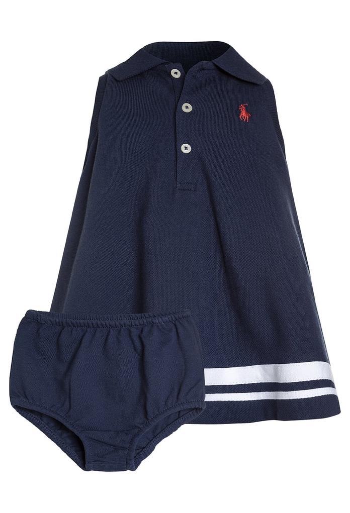 Robe d'été marine Ralph Lauren