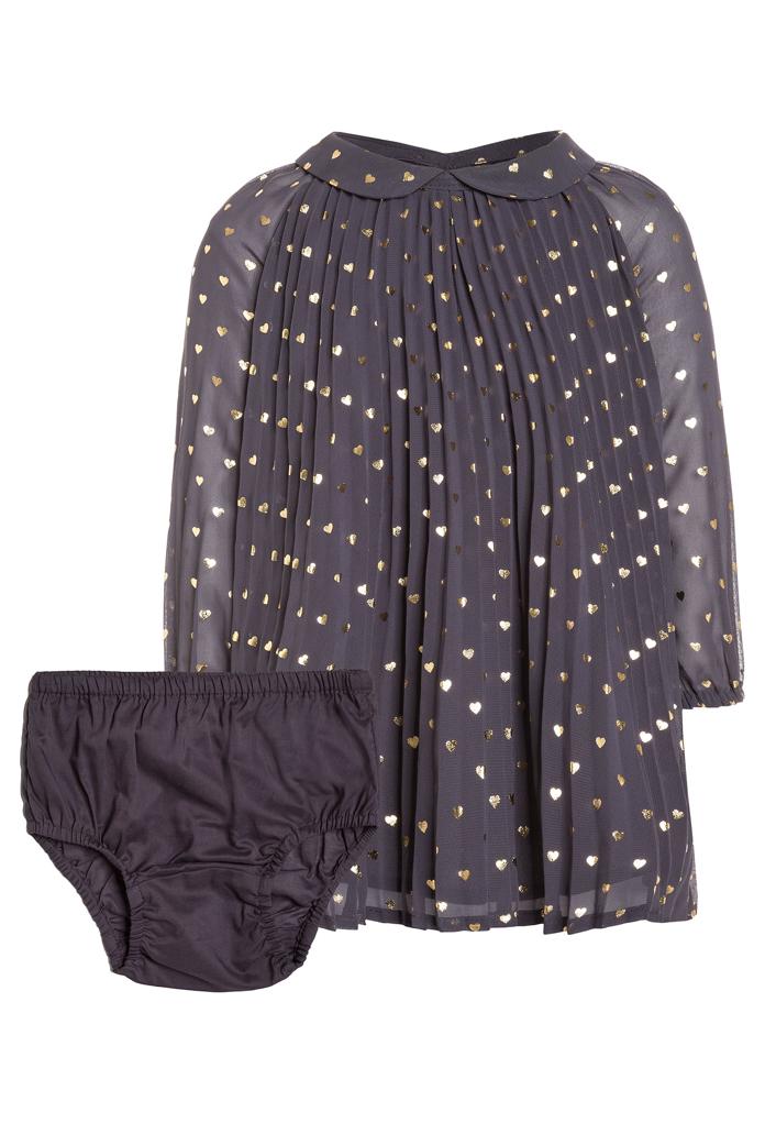 Robe de soirée Midnight purple Gap