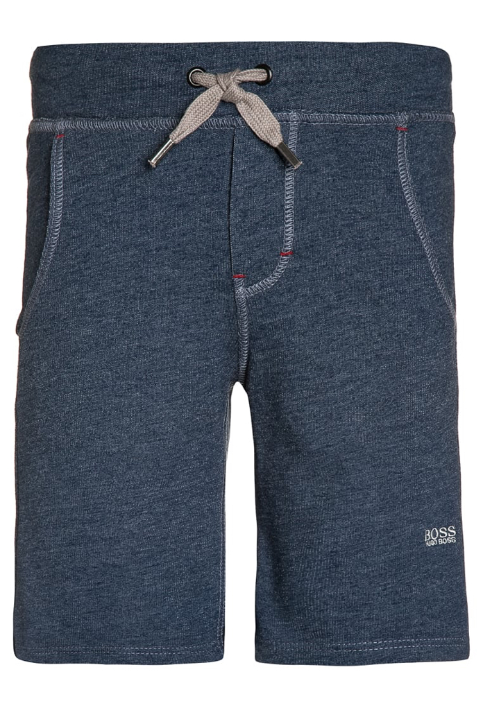 Short long en sweat bleu jeans Hugo Boss