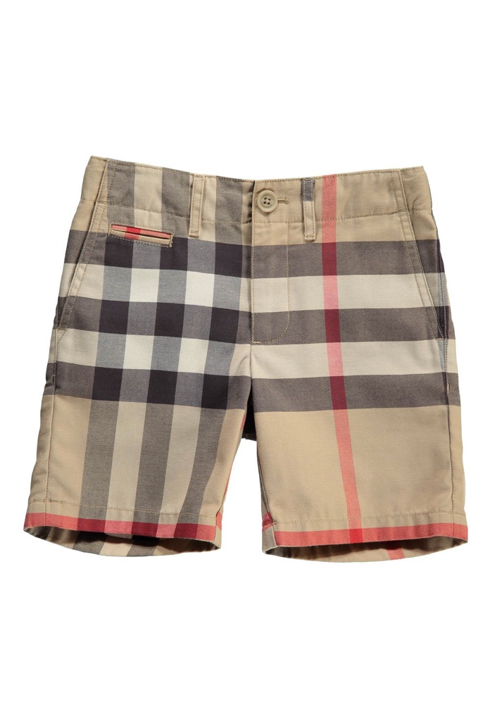 Short court beige Burberry