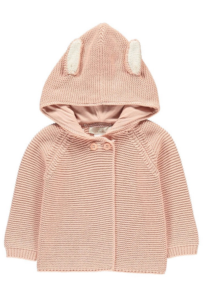 Cardigan rose Lapin Stella McCartney