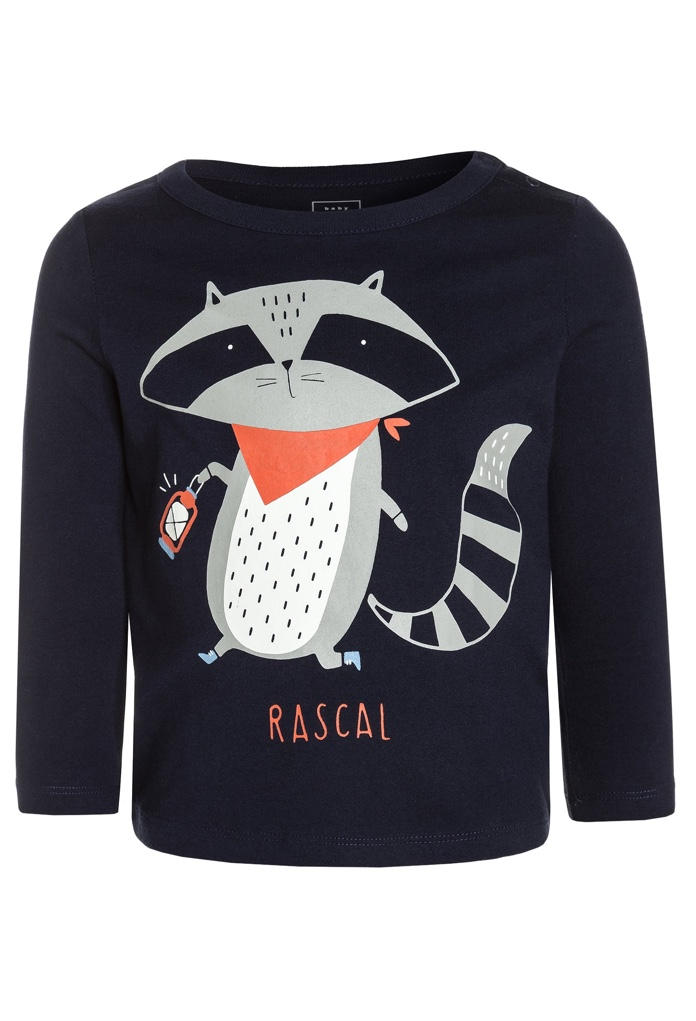 T-Shirt Navy Rascal