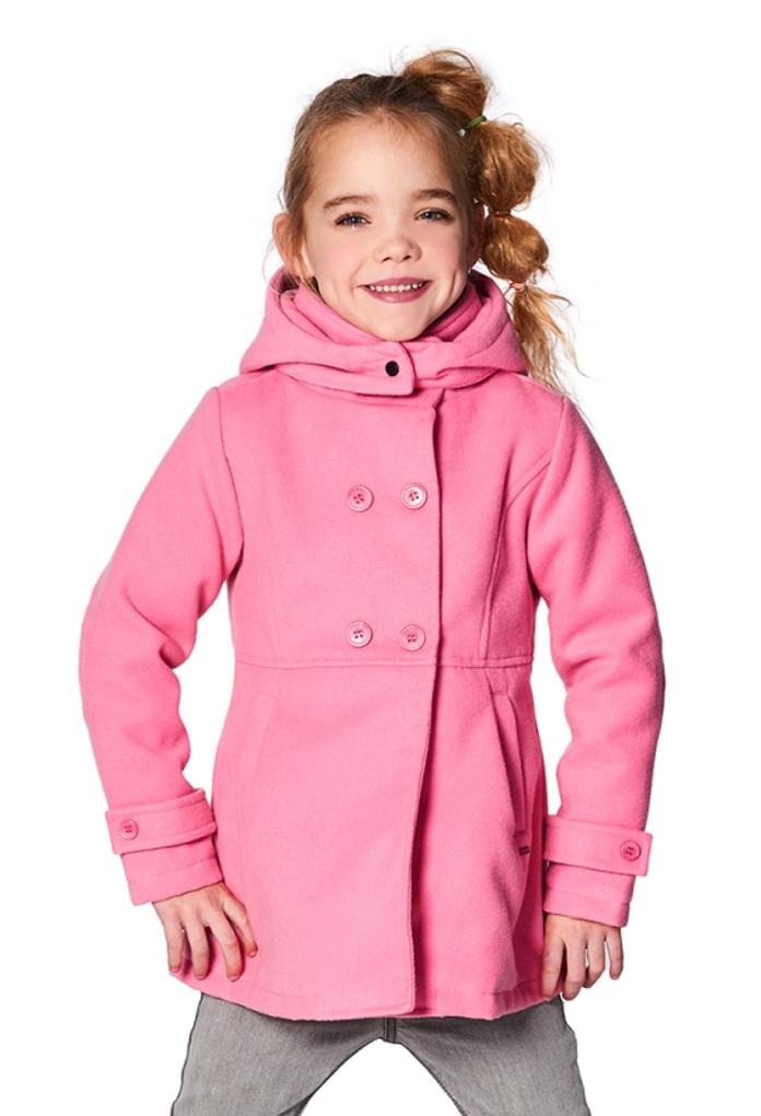 Manteau d'hiver rose Hoboken