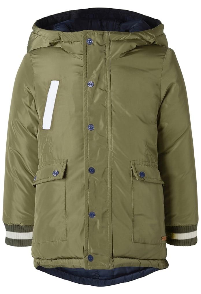 Manteau d'hiver à capuche BB Haverhill
