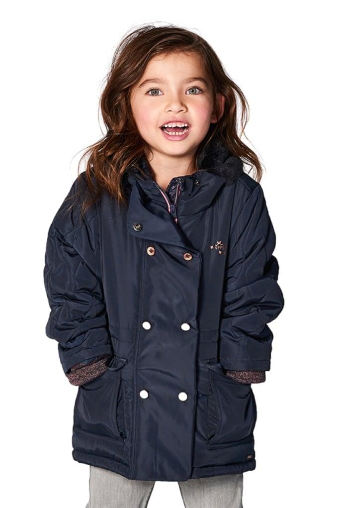 Manteau d'hiver à capuche Hickory