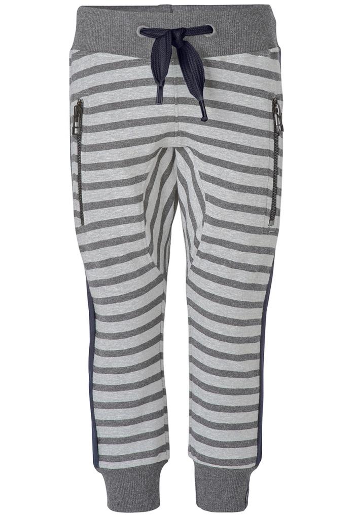 Pantalon de surv tement gris ray gold pour enfant de la marque noppies - Pantalon de survetement ...