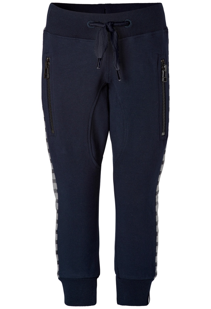 Pantalon de surv tement navy gold pour enfant de la marque noppies - Pantalon de survetement ...