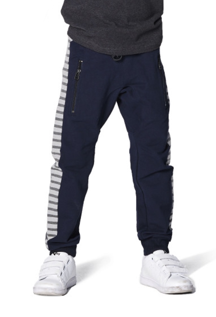 Pantalon de survêtement navy Gold