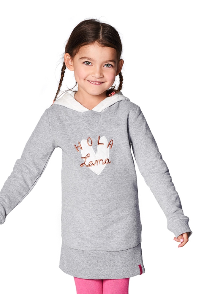Robe sweat à capuche Hurricane