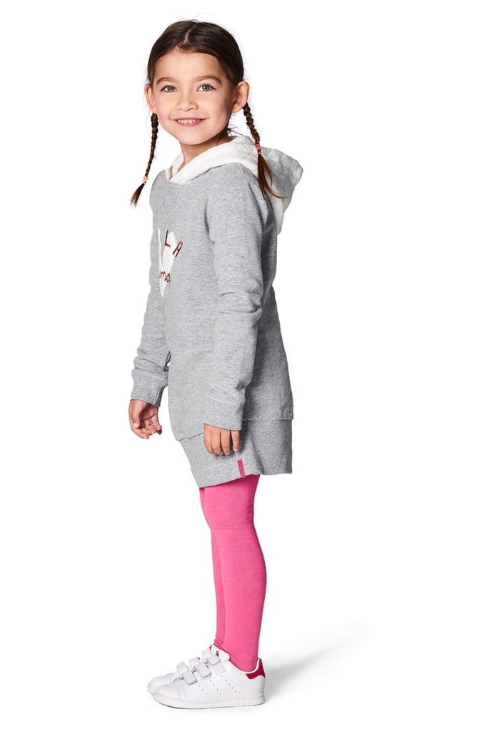 robe grise sweat capuche hurricane pour enfant de la. Black Bedroom Furniture Sets. Home Design Ideas