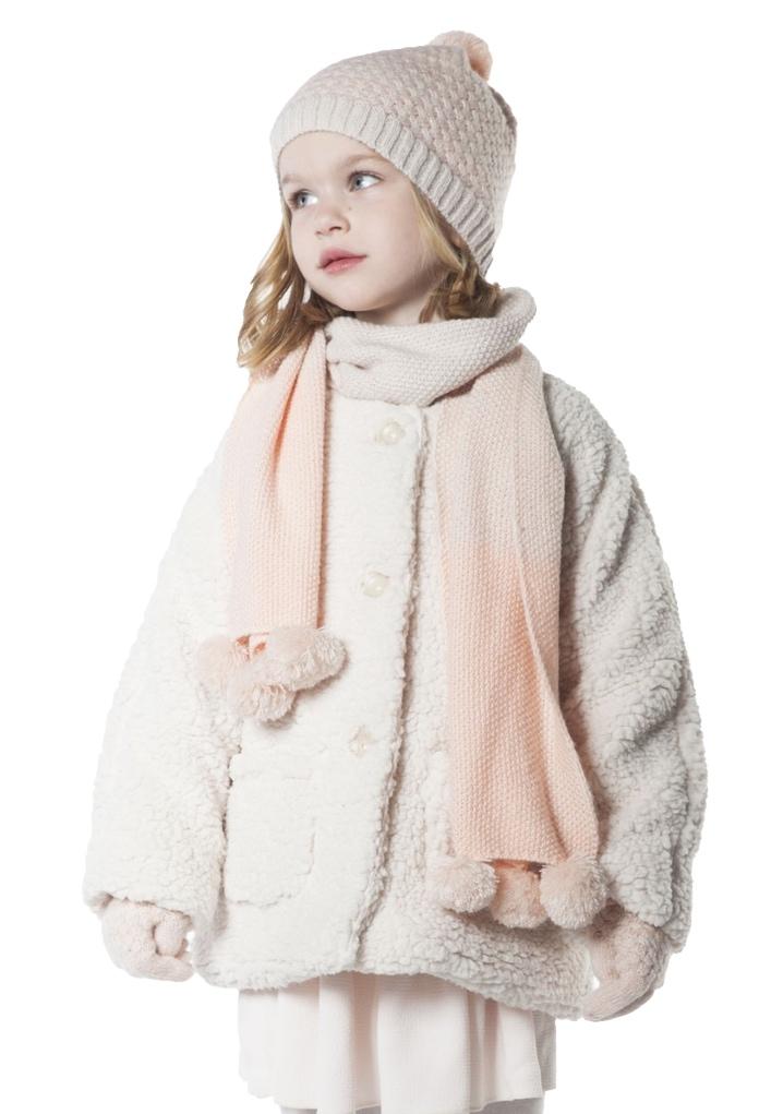 Manteau en fausse fourrure Sheep