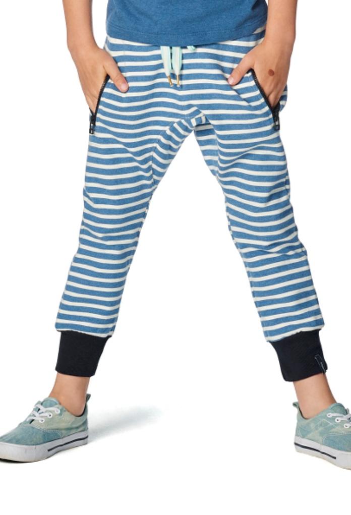 Pantalon de survêtement marin Edmond