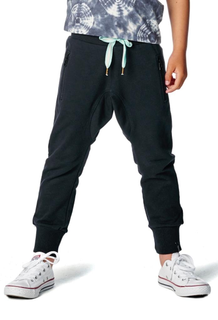 Pantalon de survêtement bleu Edmond
