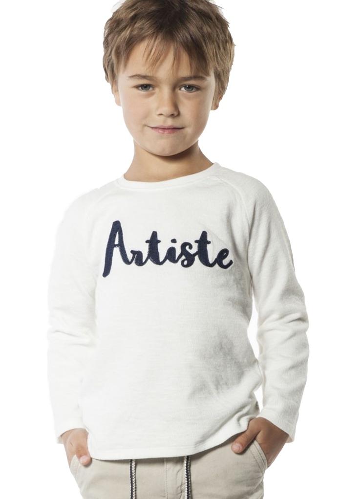 T-Shirt à manches longues Artiste