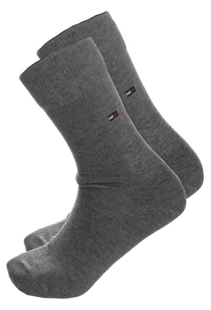 Pack de 2 paires Tommy Basic grises