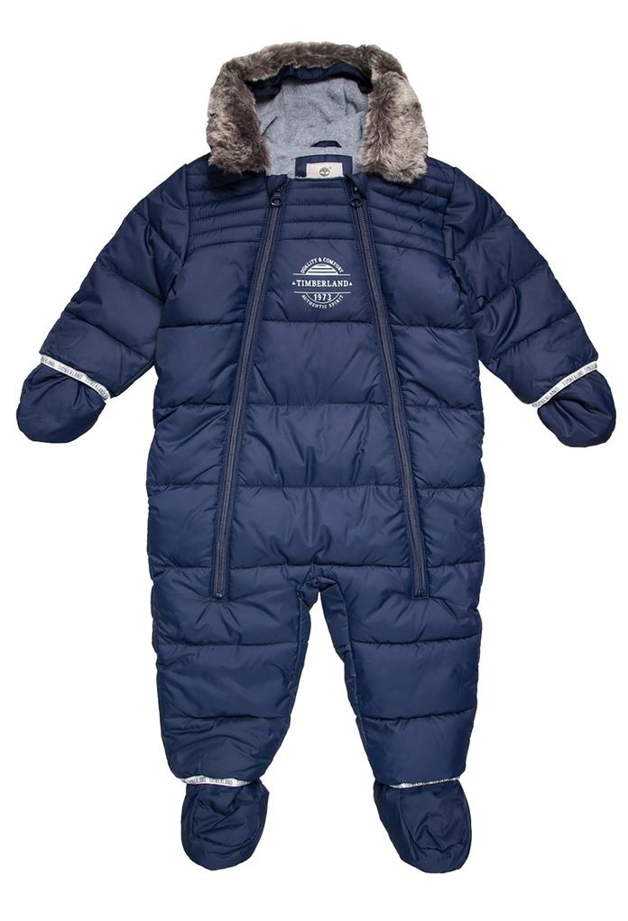 Combinaison de ski bleue Timberland