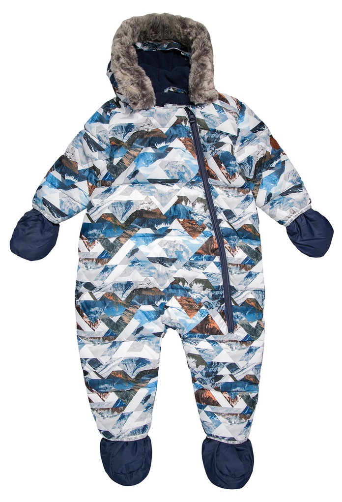 Combinaison de ski Mountain Blue