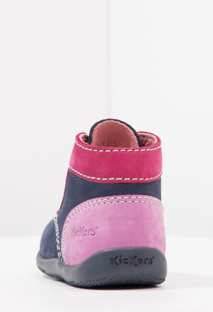 La Fushia Kickers Pas Marque Bonbon Pour Premiers De Bébé Chaussures Bq0Uw0