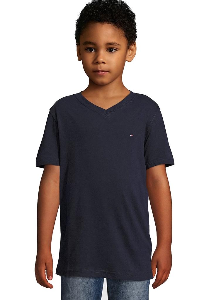 T-Shirt noir Tommy Hilfiger